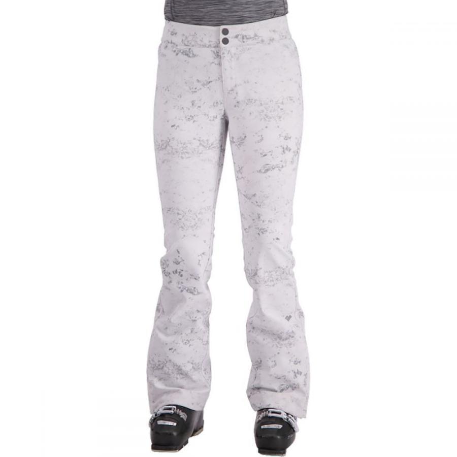 オバマイヤー Obermeyer レディース スキー・スノーボード ボトムス・パンツ Printed Bond Pant Frosted Fossils
