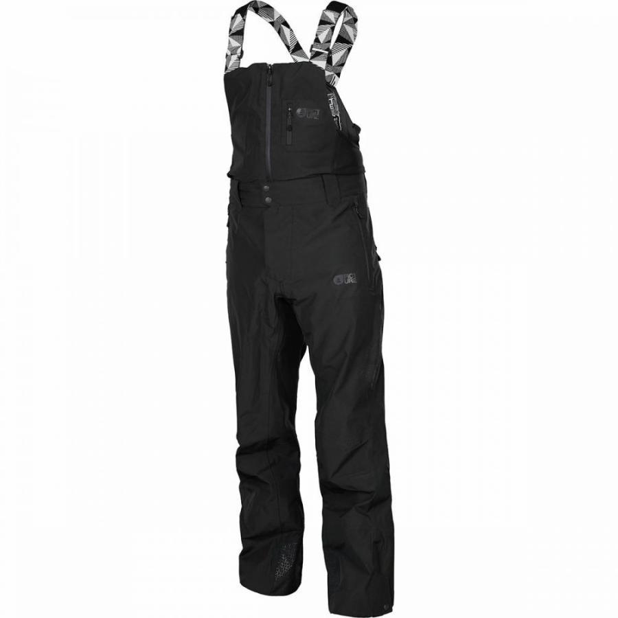 ピクチャー オーガニック Picture Organic メンズ スキー・スノーボード ビブパンツ ボトムス・パンツ Welcome Bib Pant Black
