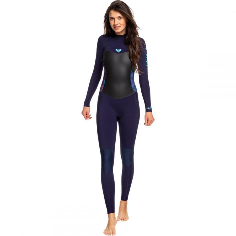 【本日特価】 ロキシー Roxy ロキシー レディース - ウェットスーツ 水着・ビーチウェア 3/2 Back Syncro Back - Zip GBS Wetsuit Blue Ribbon/Coral Flame, ジャストクリック:5ecfb49a --- airmodconsu.dominiotemporario.com