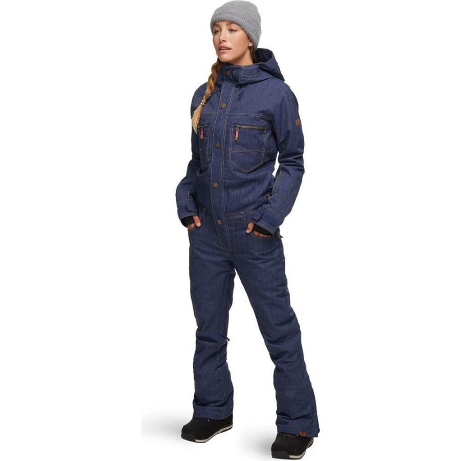 【人気No.1】 ロキシー Roxy Suit レディース スキー・スノーボード ツナギ アウター アウター ロキシー Formation Suit Mid Denim, 物産館 自然庵:e6ad6d59 --- airmodconsu.dominiotemporario.com