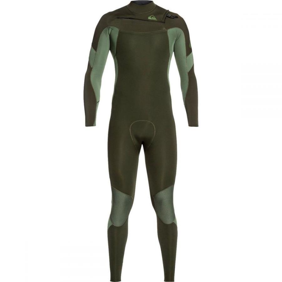 【2018年製 新品】 クイックシルバー Quiksilver メンズ ウェットスーツ Wetsuit 水着・ビーチウェア 3 Syncro/2 Syncro Ivy/Shade Chest Zip GBS Wetsuit Dark Ivy/Shade Olive, ニシキムラ:72f78ad2 --- airmodconsu.dominiotemporario.com