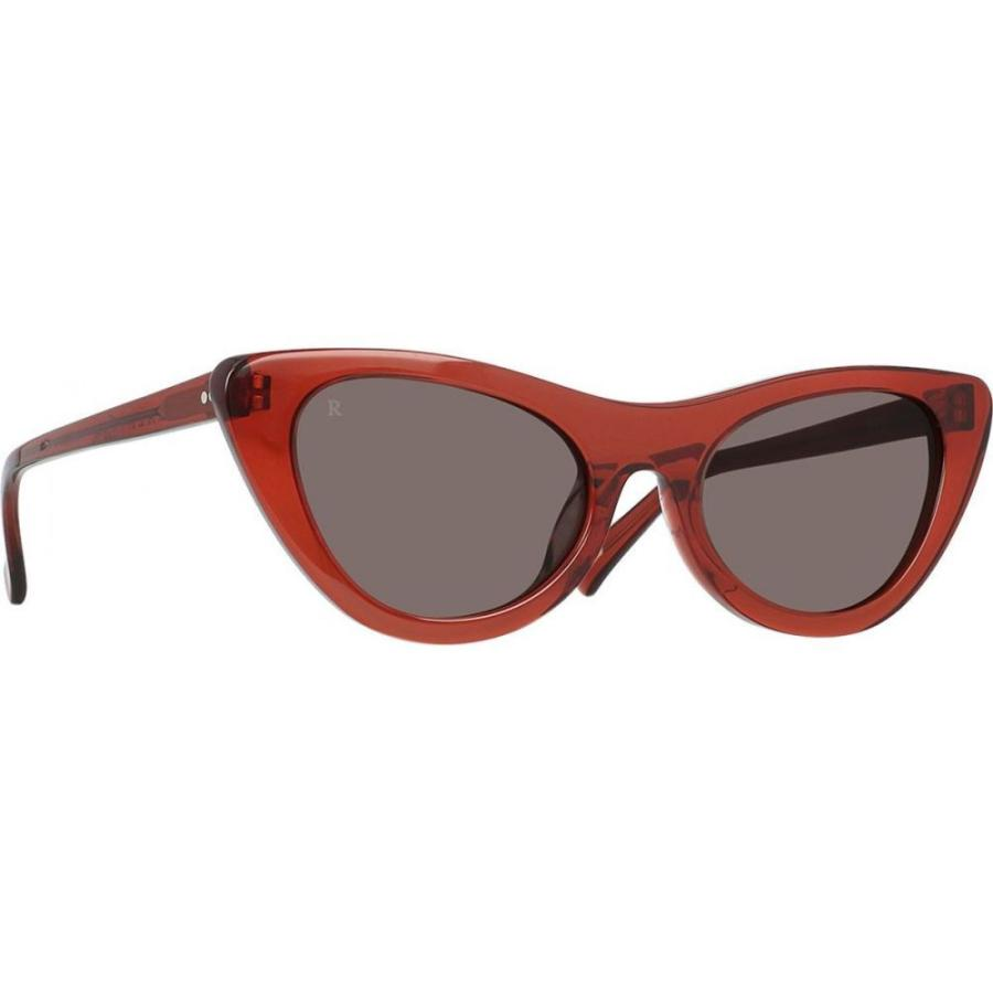 ラエンオプティックス RAEN optics レディース スポーツサングラス flora sunglasses Brandy/Plum 褐色