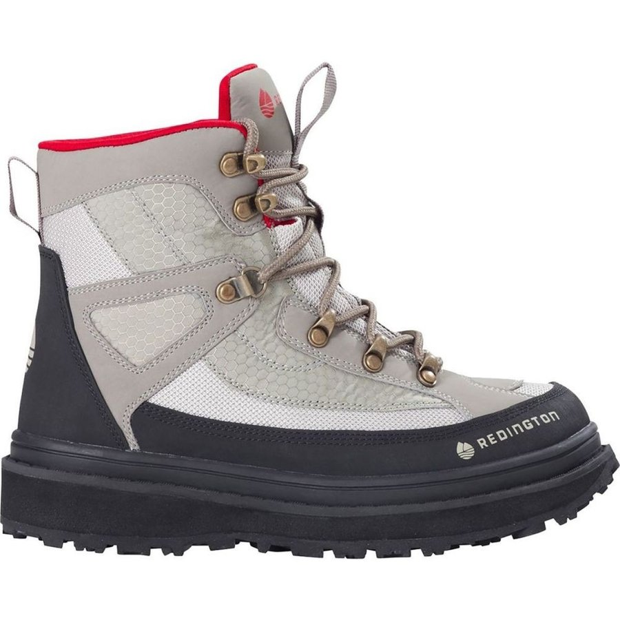 NEW REDINGTON WILLOW RIVER WOMENS STICKY RUBBER SOLE WADING BOOT SZ 7 fishing