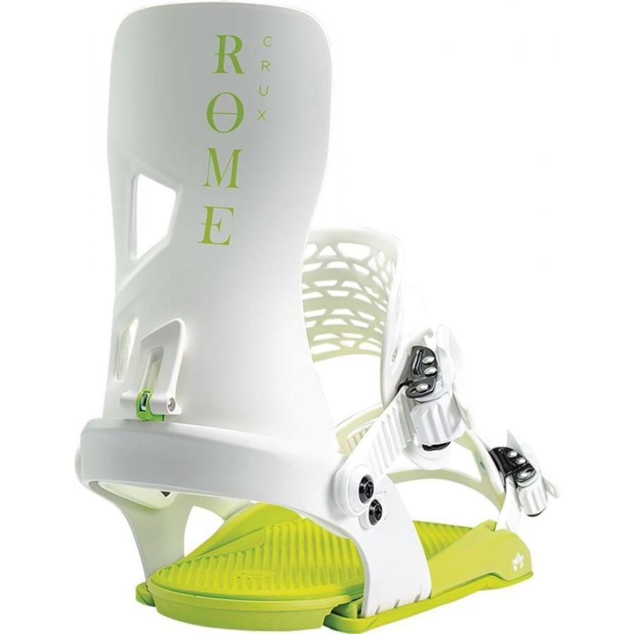 【即日発送】 ローマー Rome レディース Crux スキー・スノーボード レディース ビンディング Crux Snowboard Snowboard Binding White, Boutique de Bonheur:7ed0b307 --- airmodconsu.dominiotemporario.com