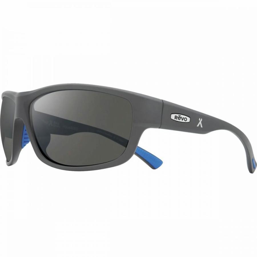 レヴォ Revo レディース スポーツサングラス Caper Polarized Sunglasses Matte Light グレー/Graphite