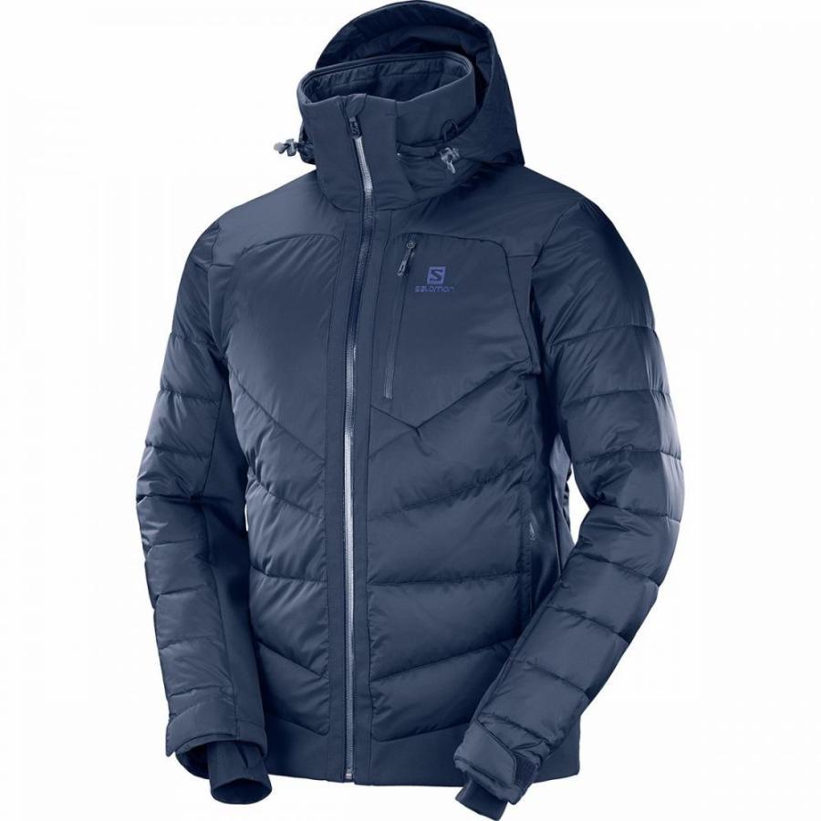 大きい割引 サロモン Night Salomon メンズ ジャケット スキー・スノーボード Iceshelf ジャケット アウター Iceshelf Jacket Night Sky, 逸品shopコレコレ:126d015c --- airmodconsu.dominiotemporario.com