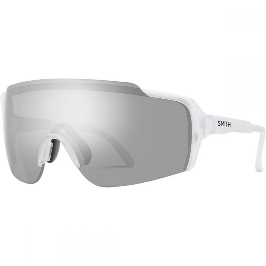 スミス Smith レディース スポーツサングラス Flywheel ChromaPop Sunglasses Matte Crystal/Platinum