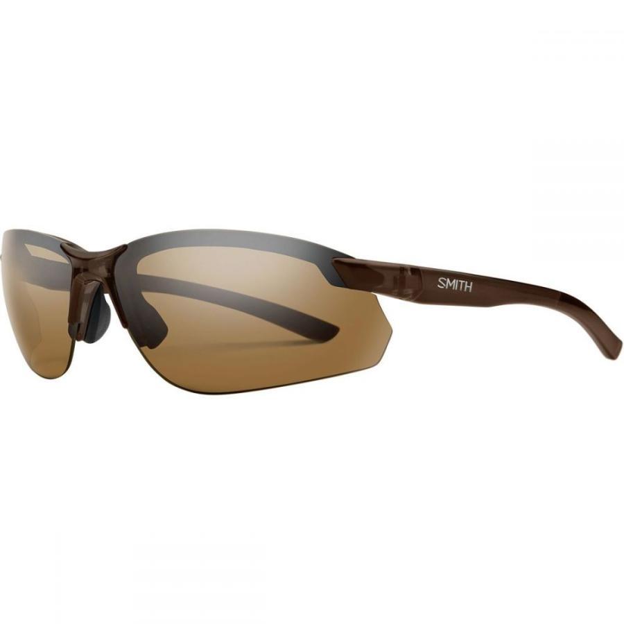 スミス Smith レディース スポーツサングラス Parallel Max 2 Polarized Sunglasses 褐色 Frame/褐色