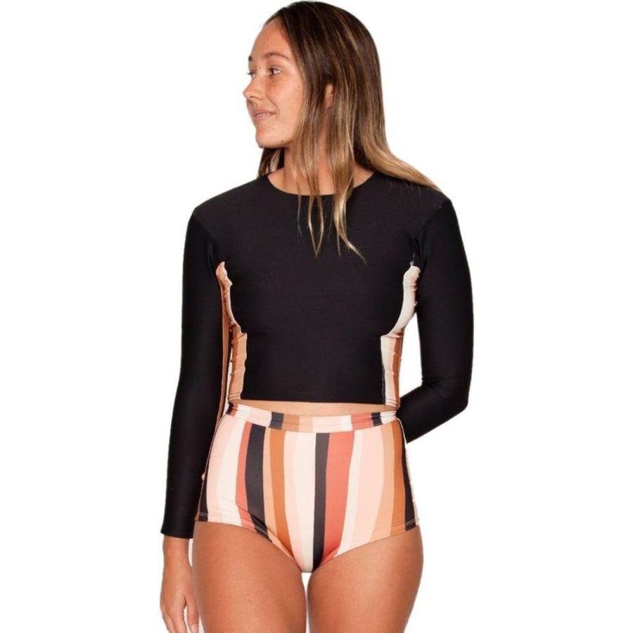 【タイムセール!】 シーアスイムウェア Seea Seea Mesa Swimwear レディース ラッシュガード 水着 C-Skin・ビーチウェア Stella Cropped Rashguard Mesa C-Skin, 甲奴郡:a8328c0e --- airmodconsu.dominiotemporario.com