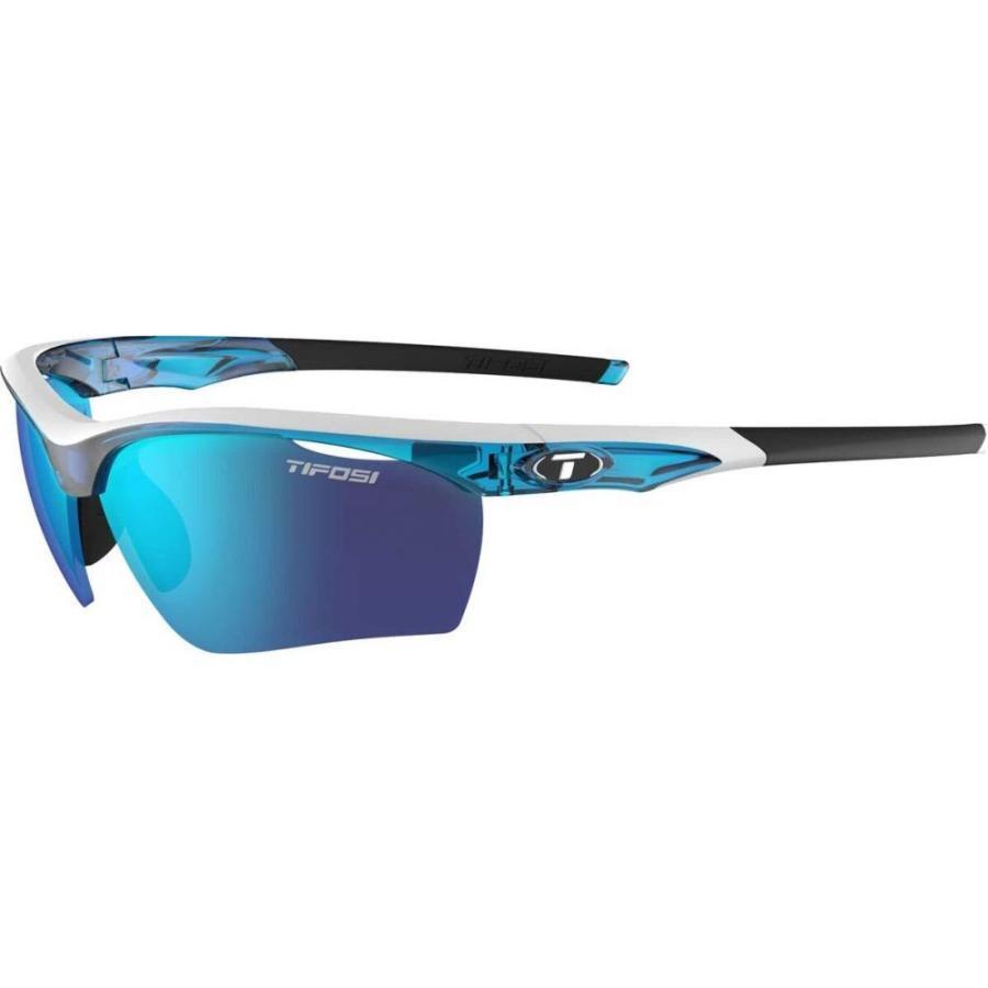 ティフォージ Tifosi Optics レディース スポーツサングラス Vero Sunglasses Skycloud-Clarion 青/AC 赤/Clear