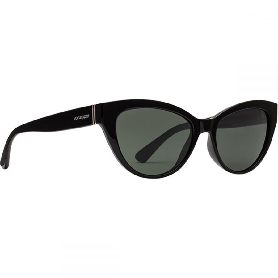 【ついに再販開始!】 ボンジッパー VonZipper Grey レディース VonZipper スポーツサングラス Ya - ボンジッパー Ya Sunglasses Black Glosss/Vintage Grey, 天然まぐろの焼津屋:2de0c747 --- airmodconsu.dominiotemporario.com