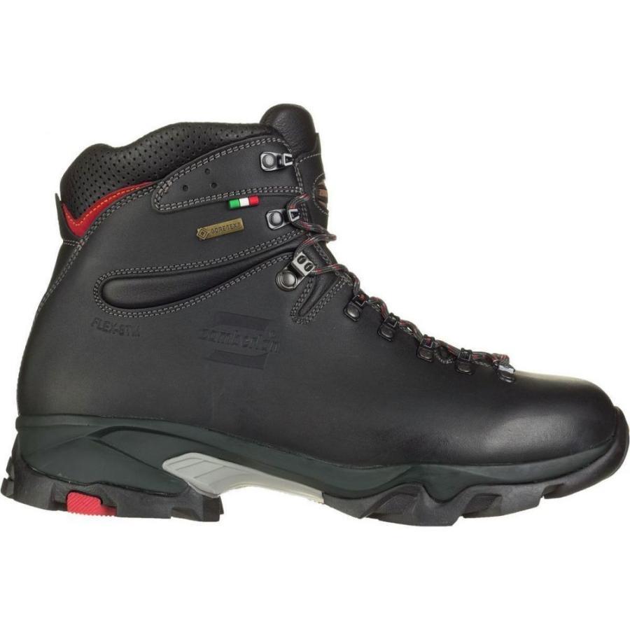 ザンバラン Zamberlan メンズ 登山 シューズ・靴 Vioz GTX Backpacking Boot Dark Grey/Red