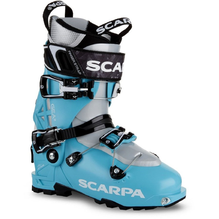 【国内正規総代理店アイテム】 スカルパ Gea Scarpa レディース スキー・スノーボード ブーツ シューズ・靴 2017/2018 Gea Touring Alpine Touring Ski Boots - 2017/2018 SCUBA BLUE, 砂原町:000d3757 --- airmodconsu.dominiotemporario.com