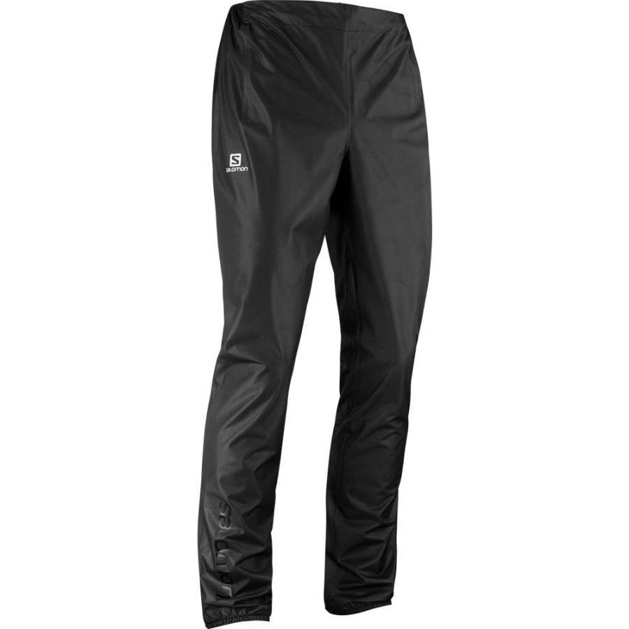 消費税無し サロモン Salomon メンズ ランニング・ウォーキング ボトムス・パンツ Bonatti Race Waterproof Pants BLACK, インテリアショップ roomy 3dcc64d4