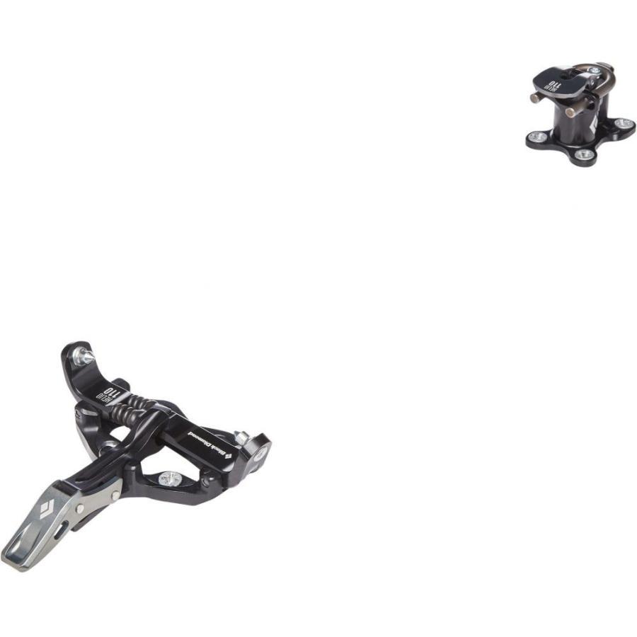 熱い販売 ブラックダイヤモンド Black Diamond ユニセックス Diamond スキー Touring・スノーボード Bindings ビンディング Helio 110 R8 Alpine Touring Ski Bindings NONE, セレブブランド:ad7d5339 --- airmodconsu.dominiotemporario.com