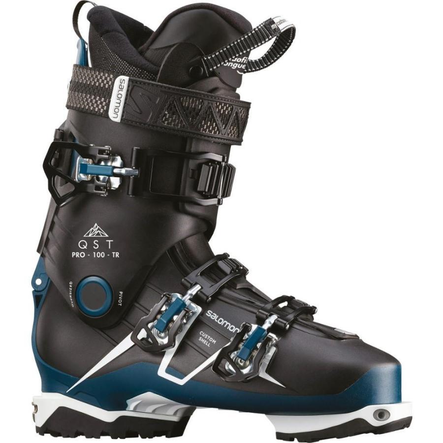 【お気にいる】 サロモン Salomon Pro メンズ サロモン スキー・スノーボード Ski ブーツ シューズ・靴 QST Pro 100 TR Ski Boots - 2018/2019 BLACK/BLUE, オートウイング:11ce29ab --- airmodconsu.dominiotemporario.com