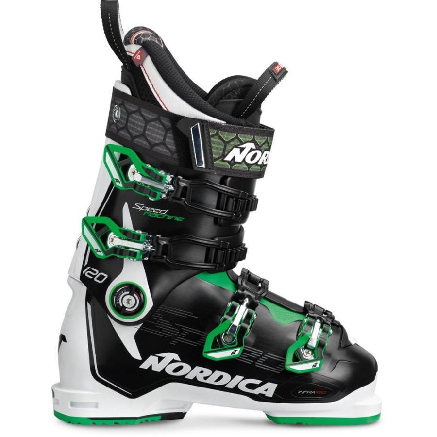 【第1位獲得!】 ノルディカ Nordica メンズ スキー・スノーボード 120 ブーツ ブーツ シューズ -・靴 Speedmachine 120 Ski Boots - 2018/2019 BLACK/GREEN/WHITE, マスダシ:08e0f73a --- airmodconsu.dominiotemporario.com