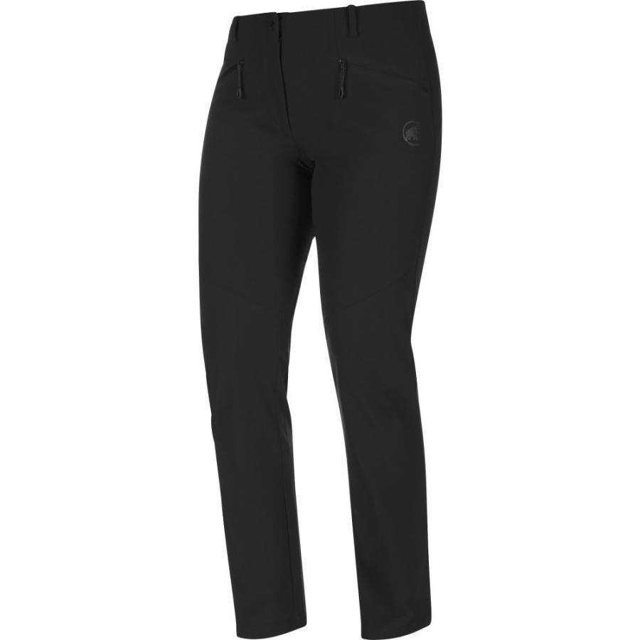 買い誠実 マムート Mammut レディース ボトムス・パンツ Macun Soft-Shell Pants BLACK, きものShop衿子 7f37be22