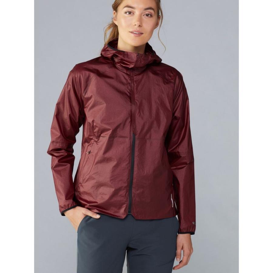驚きの値段 レイ REI アウター Co-op レディース ランニング ジャケット・ウォーキング Run ジャケット アウター Swiftland Trail Run Jacket RED TANNIN, 子供服サーカス:3852f960 --- airmodconsu.dominiotemporario.com