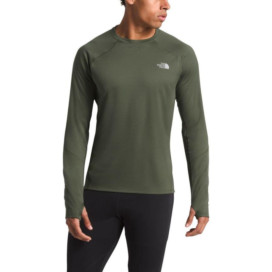 人気定番 ザ ノースフェイス The North Face メンズ トップス ランニング・ウォーキング Winter Warm Shirt new taupe green, miyabi 00d03d2e