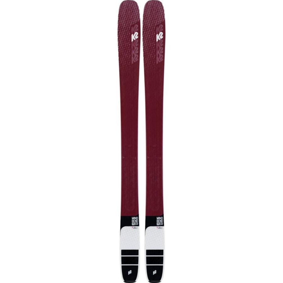 無料配達 ケーツー BURGUNDY K2 レディース - スキー・スノーボード ボード ケーツー・板 Mindbender 106 Ti Alliance Skis - 2019/2020 BURGUNDY, 東山町:f7a4fa2c --- airmodconsu.dominiotemporario.com