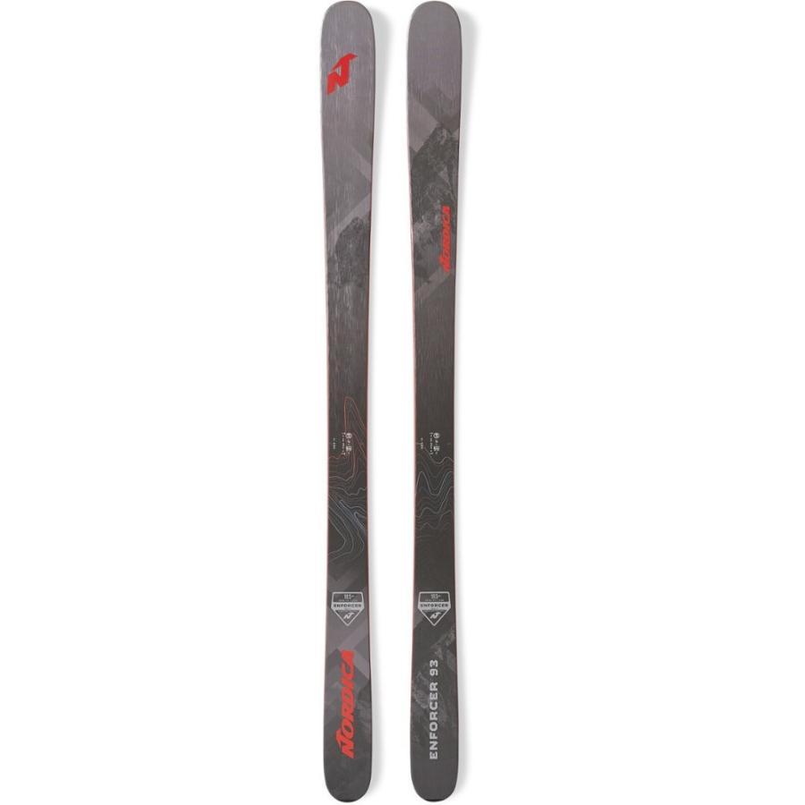【アウトレット☆送料無料】 ノルディカ Nordica メンズ スキー・スノーボード ボード・板 Enforcer Nordica ノルディカ Enforcer 93 Skis - 2019/2020 GRAY/BLACK, 人気ブランドを:92e9cde3 --- airmodconsu.dominiotemporario.com