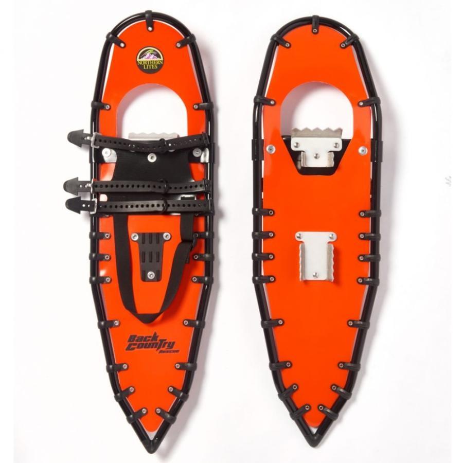 ノーザンライツ NORTHERN LITES ユニセックス スキー・スノーボード backcountry snowshoes オレンジ/黒