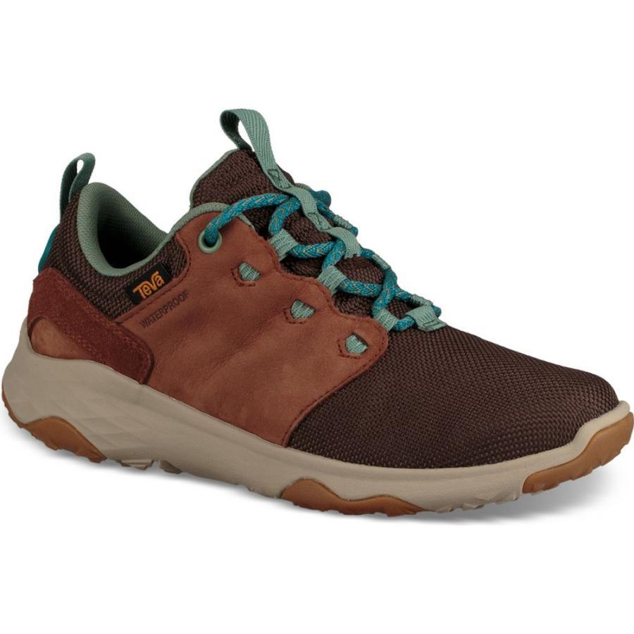 テバ TEVA レディース ハイキング・登山 シューズ・靴 arrowood venture waterproof shoe BRN