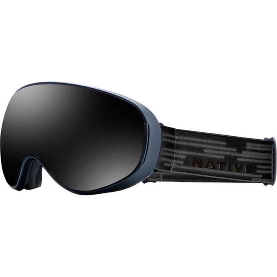 【受注生産品】 ネイティブアイウェア MIDNIGHT NATIVE EYEWEAR メンズ スキー メンズ・スノーボード EYEWEAR ゴーグル DropZone GogglesMidnight/Dark Gray MIDNIGHT, オガチグン:afd0e7f4 --- airmodconsu.dominiotemporario.com