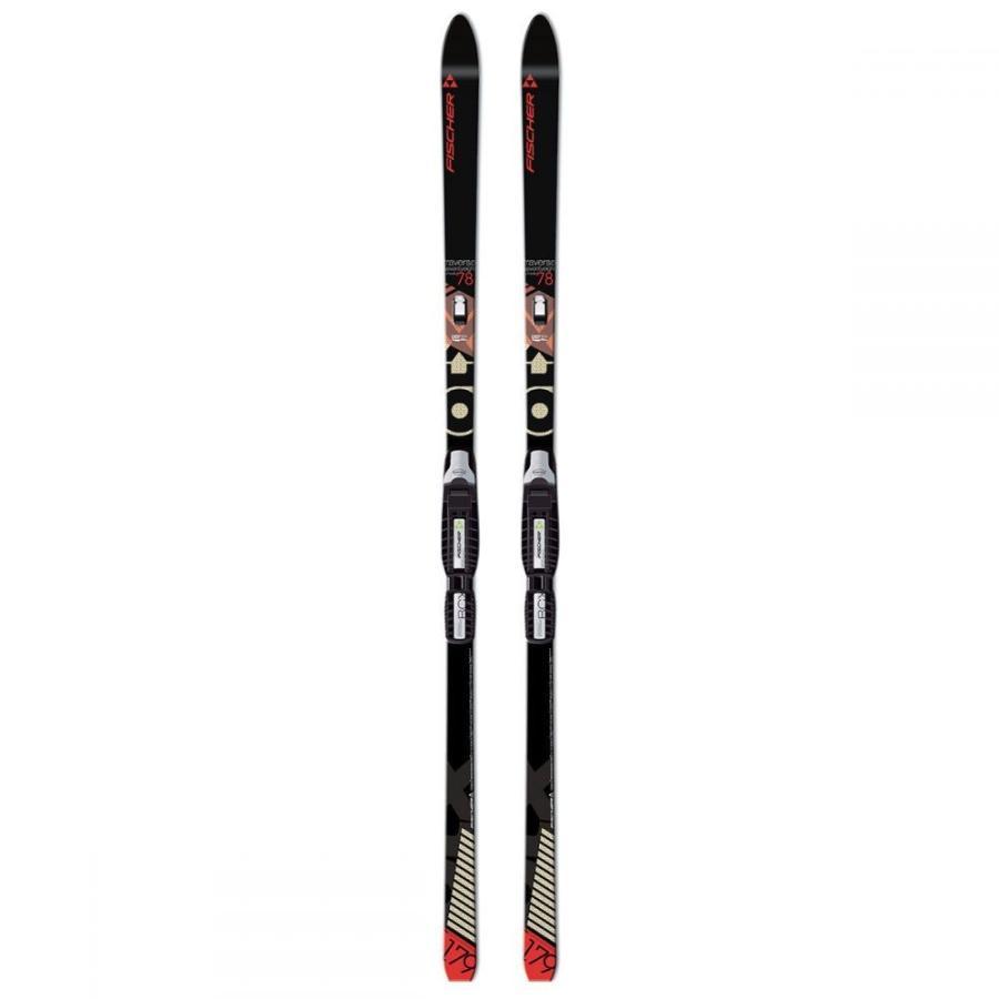 フィッシャー FISCHER ユニセックス スキー・スノーボード ボード・板 traverse 78 crown skis NO COLOR