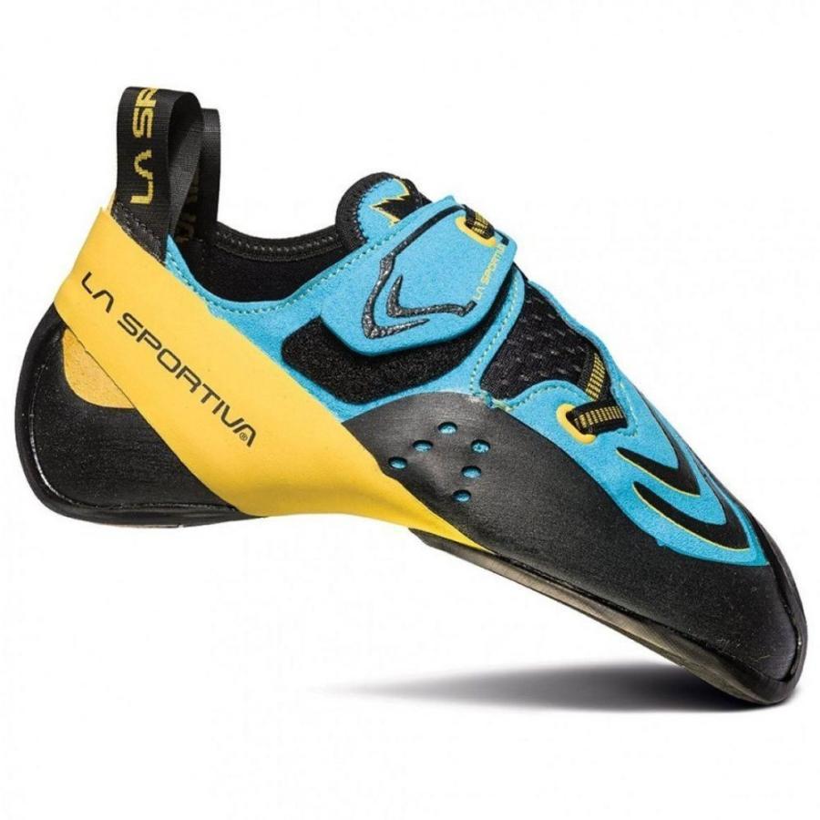 ラスポルティバ LA SPORTIVA メンズ クライミング シューズ・靴 futura climbing shoes 青/黄