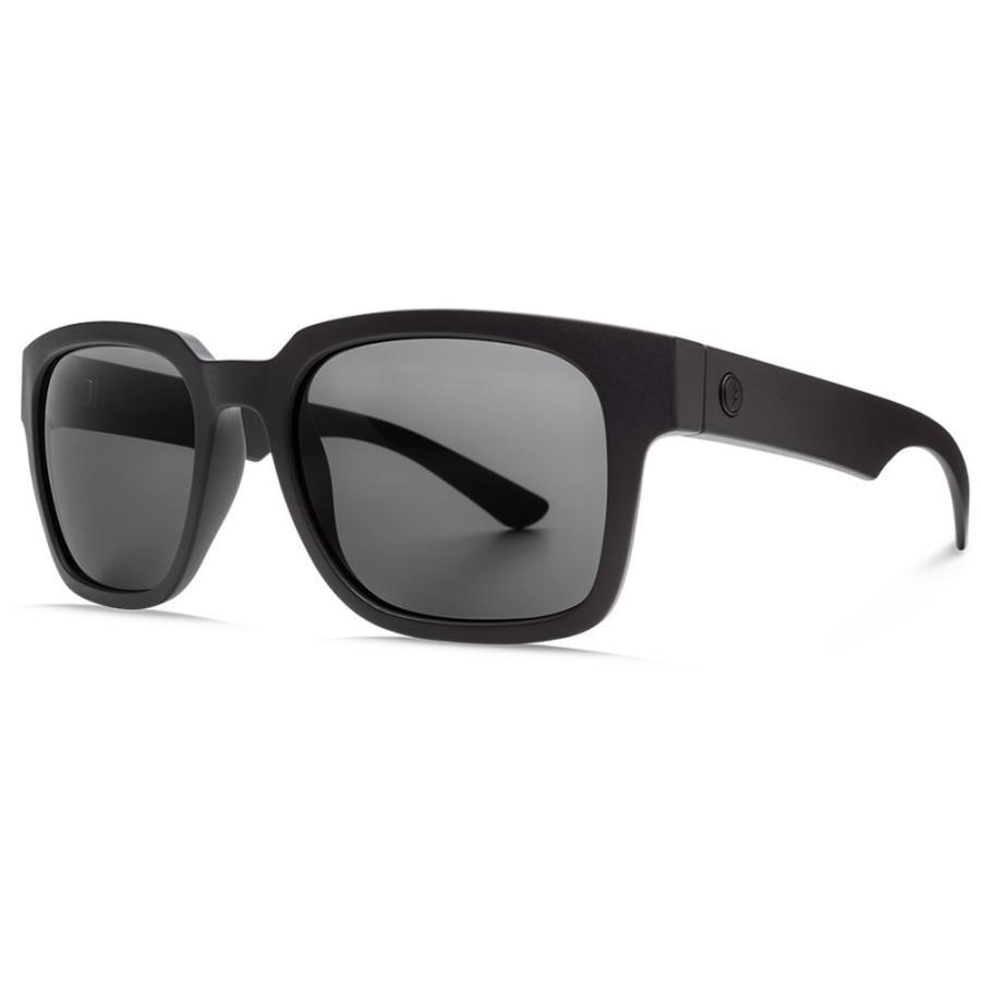 エレクトリック メンズ スポーツサングラス Zombie Sunglasses Matte 黒/ Ohm グレー Lens