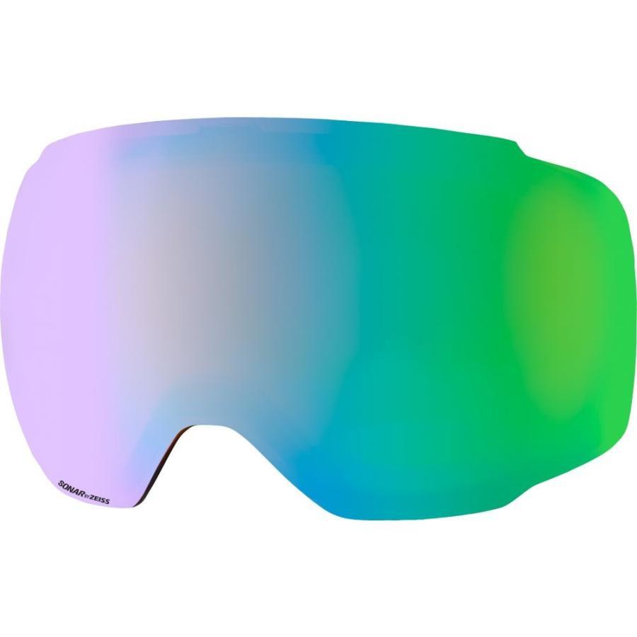 アノン Anon メンズ スキー・スノーボード M2 Goggle Lens SONAR 緑