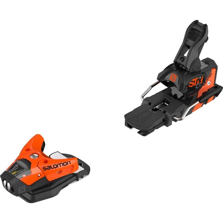 【お得】 サロモン Salomon レディース スキー Salomon・スノーボード レディース ビンディング 2020 STH2 WTR 13 Ski Bindings 2020 Orange/Black, アートワークスタジオ:850e1349 --- airmodconsu.dominiotemporario.com