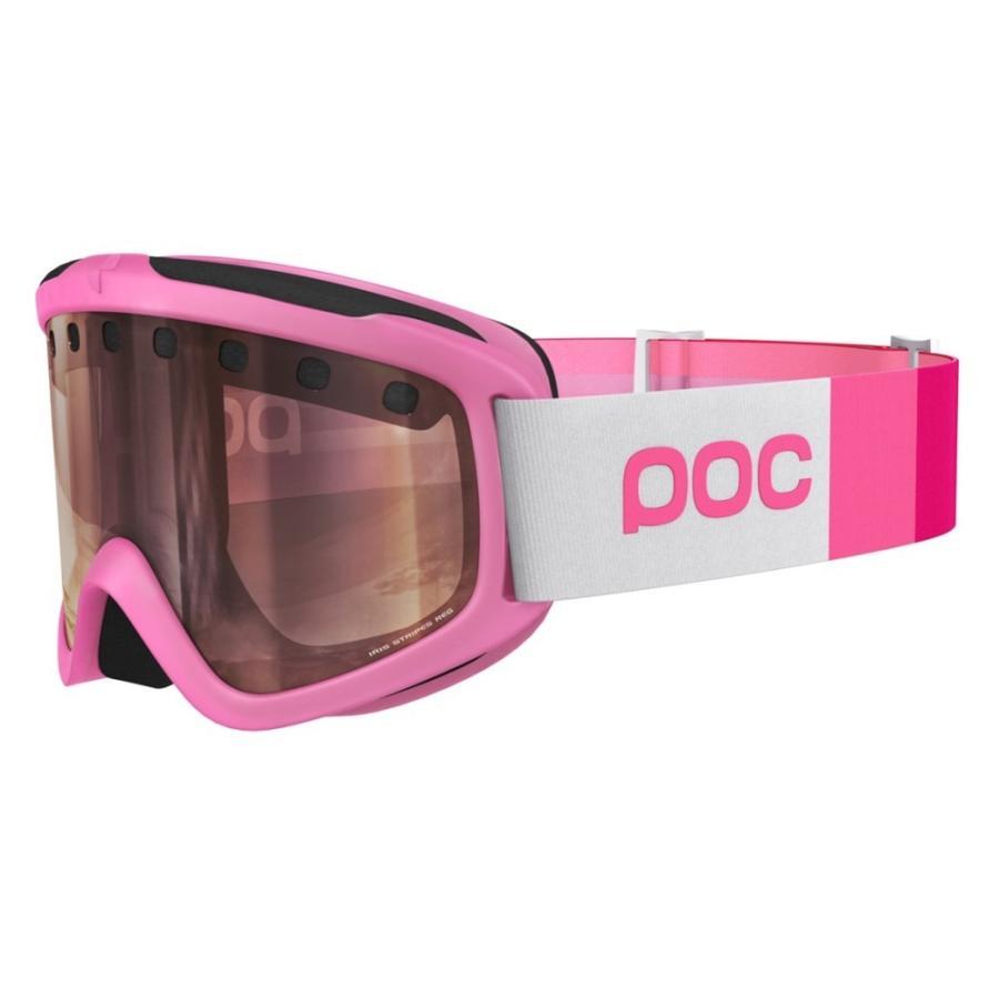 絶対一番安い ピーオーシー Goggles メンズ Mirror Pink/ ゴーグル スキー・スノーボード Iris Stripes Goggles Actinium Pink/ Bronze/ Silver Mirror Lens, 伏見区:94fc3969 --- airmodconsu.dominiotemporario.com
