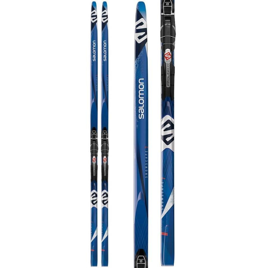 サロモン Salomon メンズ ビンディング スキー・スノーボード Snowscape 7 XC Skis w/ Prolink Access CL Bindings 2019