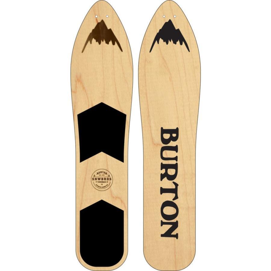 バートン Burton メンズ スキー・スノーボード ボード・板 Throwback Snowboard 2020
