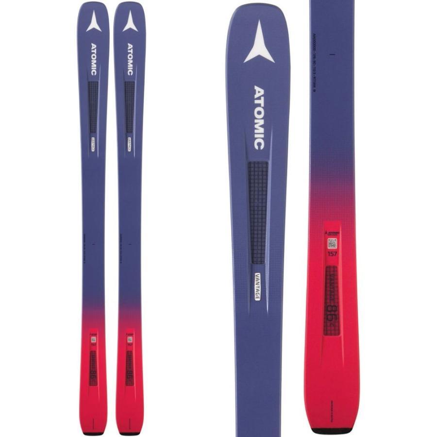アトミック Atomic レディース ボード・板 スキー・スノーボード Vantage 86 C Skis 2019 グレー 青/ピンク