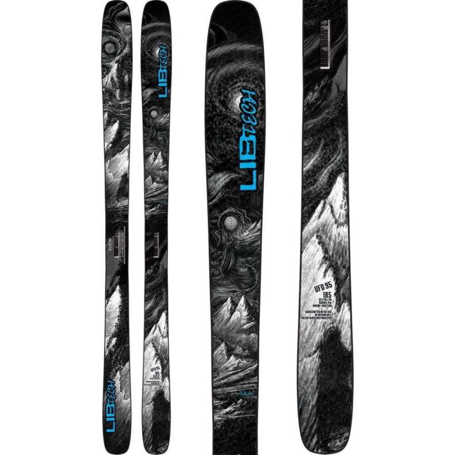 リブテック Lib Tech メンズ スキー・スノーボード ボード・板 UFO 95 Skis 2020
