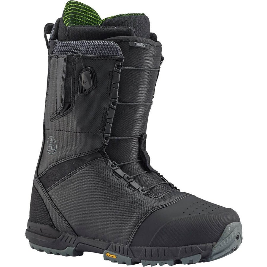 訳あり バートン メンズ シューズ Snowboard・靴 Black スキー・スノーボード Tourist Snowboard 2018 Boots 2018 Black, クリックトラスト:3e6ff920 --- airmodconsu.dominiotemporario.com