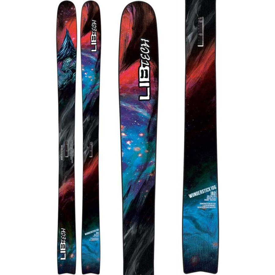 リブテック Lib Tech メンズ スキー・スノーボード ボード・板 Wunderstick 106 Skis 2020