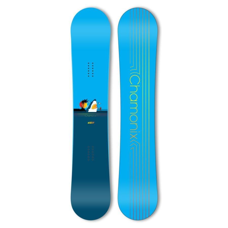 シャモニー Chamonix メンズ スキー・スノーボード ボード・板 Relax Wide Snowboard 2020