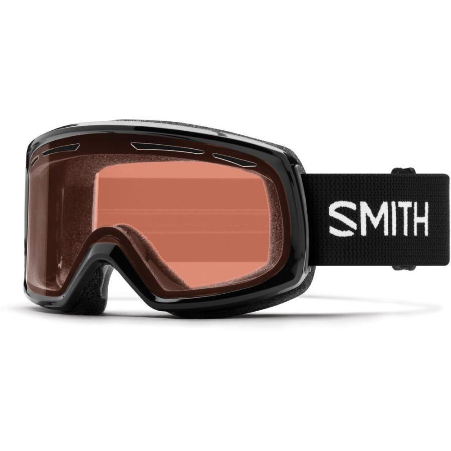 スミス Smith レディース スキー・スノーボード ゴーグル Drift Goggles 黒/RC Lens