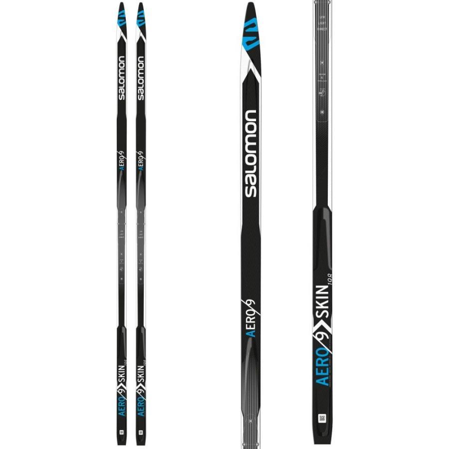 サロモン Salomon メンズ ボード・板 スキー・スノーボード Aero 9 Skin XC Skis