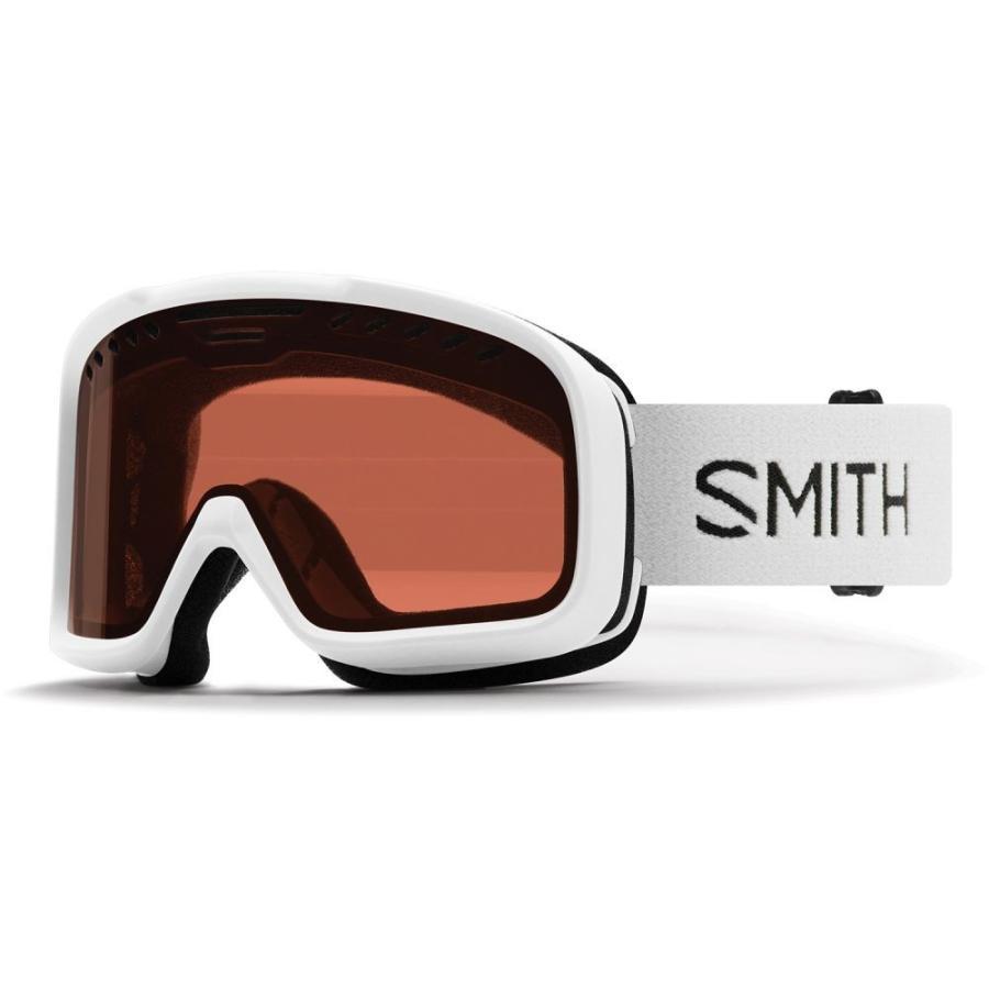 スミス Smith メンズ スキー・スノーボード ゴーグル Project Goggles 白い/RC Lens