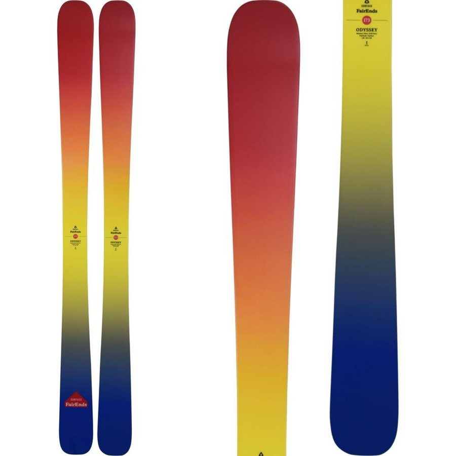 サーフェス Surface メンズ ボード・板 スキー・スノーボード Odyssey Skis