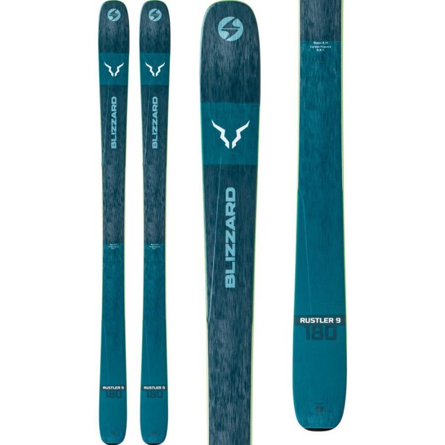 ブリザード Blizzard メンズ スキー・スノーボード ボード・板 Rustler 9 Skis 2020 緑
