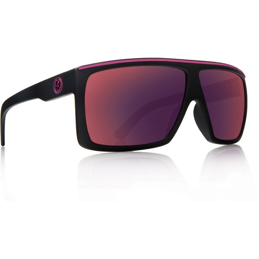 ドラゴン メンズ スポーツサングラス Fame Sunglasses Matte H2 O/ Plasma Ion Performance Polarized Lens