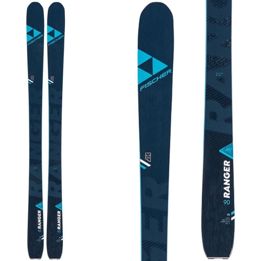 フィッシャー Fischer レディース スキー・スノーボード ボード・板 My Ranger 90 Ti Skis 2020