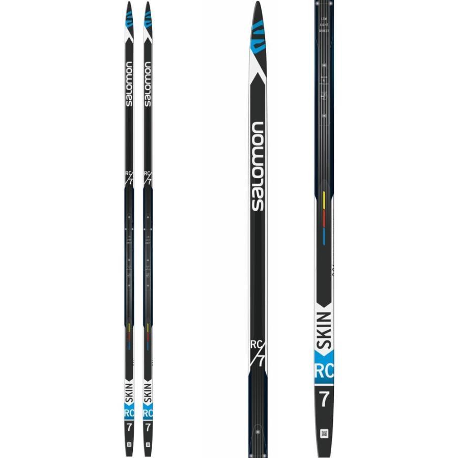 サロモン Salomon メンズ ボード・板 スキー・スノーボード RC-7 Skin Extra Hard XC Skis